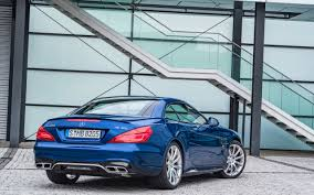 mercedes benz sl class news 2016 revealed page 7 page 7