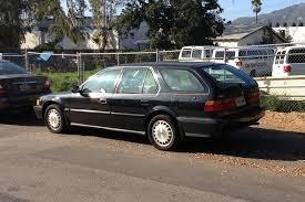honda accord wagon 95 curbside 1996 honda accord wagon you might think it was