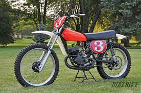 dirt bike magazine remember the honda elsinore