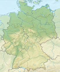 Relief Map File Relief Map Of Germany Svg Wikimedia Commons