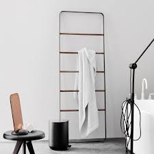 Modern Towel Ladder Stands For Bathroom Monroe Street Master