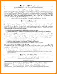Network Administrator Skills Resume Systems Administrator Sample Resume 5 Accomplishments To Make