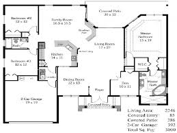 Garage Size 2 Car by Plans Open Floor Plan 4 Bedroom Open House Plans Most Popular