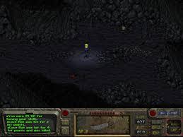 Fallout 1 Map fallout 1 part 2 gameplay kill rats near vault 13 hardest