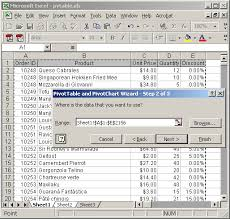 how to create a pivot table in excel 2010 ms excel 2003 how to create a pivot table
