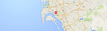 San Diego City Map by San Diego Commercial Real Estate Experts Hughes Marino