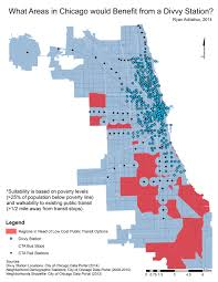 Map Chicago Suburbs by Chicago Might Be Broke Corrupt And Cold Blooded But It U0027s Bike