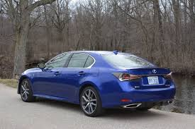 lexus sedan gs 2017 lexus gs 350 f review gtspirit