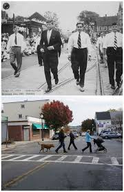 jfk crime scenes then and now totallycoolpix com