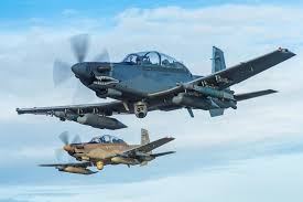 at 6 light attack aircraft the wolverine key aero military aviation