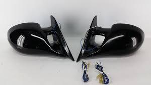 lexus altezza logo mirrors for lexus is200 is300 altezza megablast speed parts