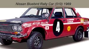 nissan bluebird 1970 nissan bluebird rally car 510 1969 youtube