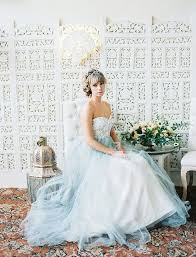 blue wedding dress 7 of the wedding trends for 2016 kate aspen
