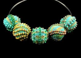 limited edition jewelry bead necklaces studio b knits
