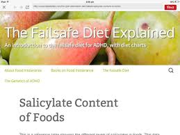 161 best intolerance salicylates images on pinterest food