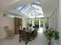 stylist design kitchen extension roof designs extension with glass