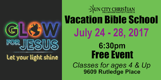let your light shine vacation bible join us for vacation bible vbs sun city christian