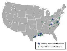 Lake Charles Louisiana Map by Vsp Technologies Vsp Locations