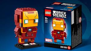 Iron Man Iron Man Products Marvel Lego Brickheadz Lego Com
