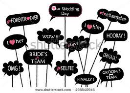 photo props props photos on weddings featuring stock vector 498540946