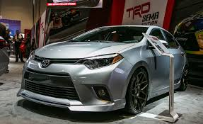 toyota corolla toyota corolla trd concept pictures photo gallery car and driver