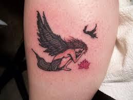 small guardian tattoos on wrist amazing