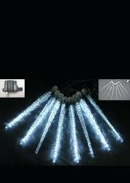 led icicle christmas lights outdoor led snowfall light white led icicle lights led waterproof snowfall