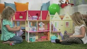 Dollhouse Furniture And Accessories Elves by You U0026 Me Happy Together Dollhouse Pink Toys