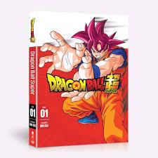 dragon ball super dvd video