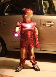 Iron Man Halloween Costume Toddler Iron Man Costume Jpg