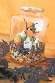 halloween crafts glow in the dark terror arium