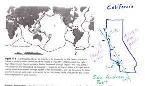 Plate Boundaries Map Oklahoma Space Stuff