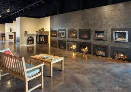 Gas Inserts For Fireplaces by Gas Inserts At The Commonwealth Fireplace Showroom In Norwood Ma