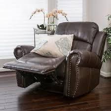 glider recliner ebay