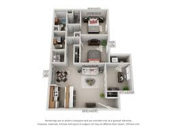 iris great room floor plan remington place apartments