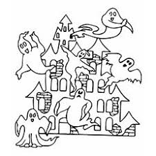 hallowen coloring pages top 25 free printable haunted house coloring pages online