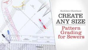 pattern grading for beginners create any size pattern grading for sewers dvd