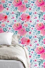 Pink Removable Wallpaper by Best 25 Floral Vintage Wallpaper Ideas On Pinterest Decorando