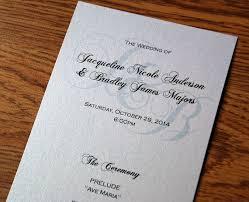 Flat Wedding Programs 60 Best Wedding Programs Images On Pinterest Wedding Programs