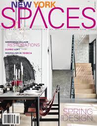 new york spaces magazine april may 2017 by davler media issuu