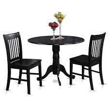 Kitchen Pedestal Table Cabinet Round Black Kitchen Table Round Black Kitchen Table And