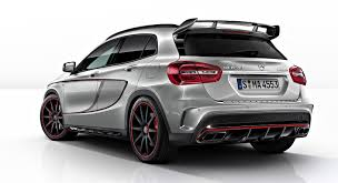 mercedes gla amg gla 45 amg 4matic edition 1