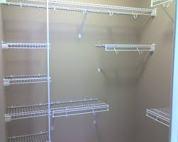 closet wire shelving