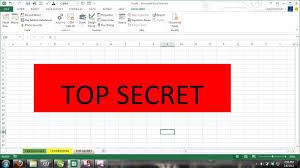 How To Make Worksheets Excel Tips Tutorial How To Hide And Unhide Worksheets U0026 Make