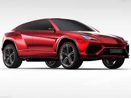 lamborghini sports car images faster than a german sports sedan lamborghini u0027s urus suv will