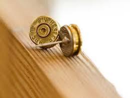 bullet stud earrings bullet jewelry stud earrings ammo wear