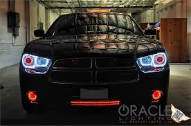 halo lights for 2013 dodge charger dodge charger 2011 2014 fog light halo kit auto outlet