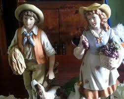 home interior figurines vintage figurines etsy