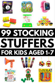 99 stocking stuffers for kids 12 months to 7 years stocking