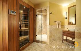 Lodge Style Bathroom Bathroom Remodeling Sun Design Remodeling Specialists Inc